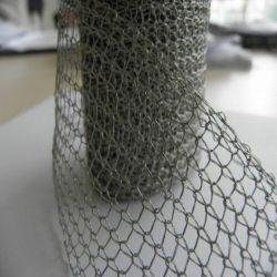 Filtre à gaz-liquide tricoté Wire Mesh