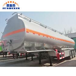 Jsxt 고온 판매 3 차축 40cbm 40-50톤 액체 운송 차량 보관 탱커 세미 트레일러