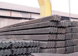 Ferro laminato a caldo d'acciaio di angolo uguale di Q345 Q235