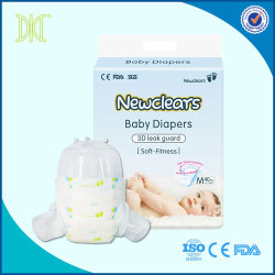 Mignon et confortable Baby Baby de soins de couches jetables (BNDC 02)