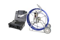 La Cámara de enfoque manual Wopson para comprobar la canalización de agua