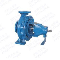 Xa65/32 Bomba centrífuga para limpiar la transferencia de agua 20HP 60Hz sello mecánico de impulsor de acero inoxidable