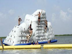 Jouet gonflable Ice Tower Parcs d'eau jeu de sports d'escalade