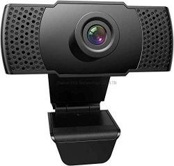 1080P 2 megapixels Full HD Focus-webcamera gratis Driver USB-webcam met stereomicrofoon