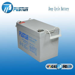 precio de fábrica de la batería de gel de ciclo profundo paneles solares fotovoltaicos Batería 12V 70Ah