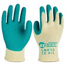 Superduurzaam en comfortabel! 10 g polykatoen voering met latex Palm Coating-werkhandschoenen/veiligheidsproduct