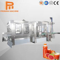 El Minute Maid&Huiyuan y jugo de otra máquina de llenado