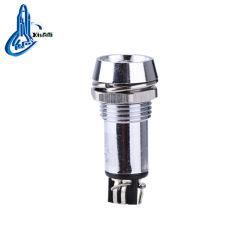 Ad22c-10te مصباح LED مزدوج أضواء مؤشر LED بجهد 220 فولت مؤشر معدني المصباح