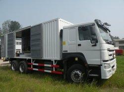 Sinotruk HOWO 6X4 10 W onderhoudswagen