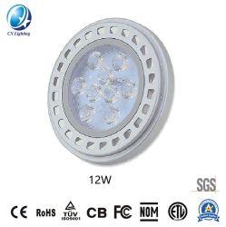 Typ 12W 900lm PF0.5 Cer RoHS der LED-Beleuchtung-LED des Scheinwerfer-AR111 SMD
