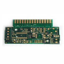Алюминий многослойных печатных плат LED двусторонней печатной платы с UL/RoHS