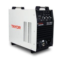 Saldatrice ad arco IGBT inverter digitale saldatrice a schermatura di gas MIG-500