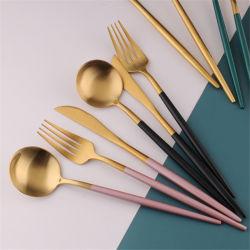 Nouvelle table portugais en acier inoxydable 304 fourchette et couteau