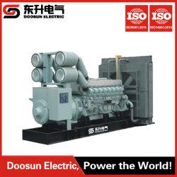 Iran 1500kw/1875kVA Diesel Generator Set dynamo 220V Prijs