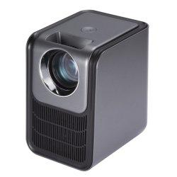 Cinema em casa portátil 1080P 4K Plena Super Clear LCD LED Mini projector de cinema em casa para o jogo de vídeo da reunião do Office