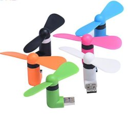 高品質 USB ファンミニフォンファン