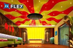 L'étirement plafond plafonds matériaux décoratifs en PVC