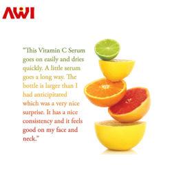 L'acide ascorbique vitamine C Poudre fournisseur 200 Mesh