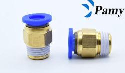 압축 공기를 넣은 이음쇠 빠른 연결관 플라스틱 똑바른 Mpc 8-02
