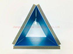 콘크리트 몰드 셔터 PP 홀로포름워크 벽 지붕 폼 시스템
