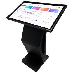 الصين الأكثر شعبية انخفاض السعر شاشة تفاعلية متعددة اللمس تلفزيون اللوحة الذكية بشاشة LCD لمشغل Ad