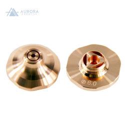 Qualidade elevada Eau Laser duplo bico por Trumpf Laser de fibra de máquinas de corte