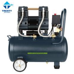 900W 8bar 100% 무급유식 피스톤 압축기 에너지 절약형 왕복 공기 압축기 신제품 2021