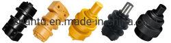 Pièces de châssis porteur de l'excavateur E325 prix d'usine rouleau de transporteur