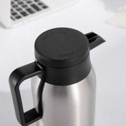 POT doppio del caffè dell'acciaio inossidabile 350ml con la maniglia