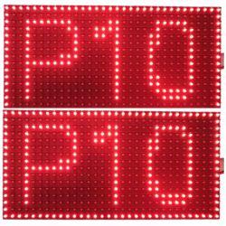 Couleur unique Module LED rouge d'affichage vidéo 320*160mm SMD P10 ROUGE Outdoor