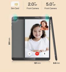 2021 8 インチ Android 10.0 タブレット( Sc7731 クアッドコア 2GB + 16GB 800X1280IPS WiFi 3G Bluetooth GPS キッズ教育学生スクールビジネス ゲーム用の新しいタブレット PC