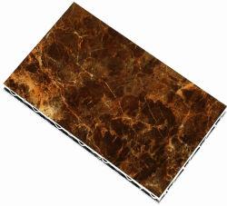 Огнеупорные изолированный Сэндвич панели из алюминия основных составных панелей