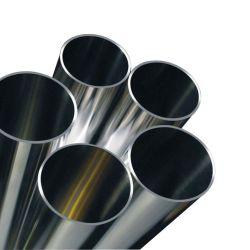 Grade 201 / 301 / 304 / 316 /410/420/430 en acier inoxydable soudés tuyau ronde transparente/tube carré au prix de gros
