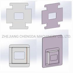 CD-600R Vollautomatische kundenspezifische Servo-Antrieb Papier Blister Verpackung Lip Pomade Verpackung
