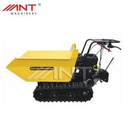 Alimentación Ant Barrow Mini Dumper camiones oruga de la transmisión mecánica por400
