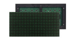 P10屋外の単一の赤く、青、黄色、緑のLED表示モジュールの印の電子スコアボード