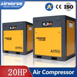 De Hermetische Compressor met geringe geluidssterkte van de Lucht van de Schroef van de Compressor Roterende met Goedgekeurd Ce & ISO