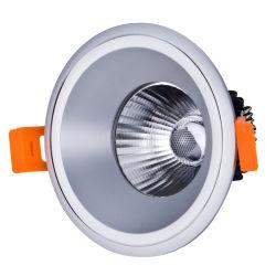 Venda a quente a alta luminosidade diferentes cores do LED de sabugo Baixar 5W 7W com antirreflexo