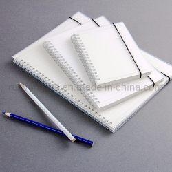 A6, A5, B5 크기의 투명 PP 커버 노트북