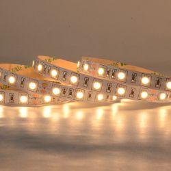 El tubo de silicona resistente al agua IP65 de la luz de la cinta de LED SMD5050 14,4 W/M DE TIRA DE LEDS