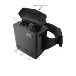 جهاز تعقب المجرمين المزود بجهاز تعقب متتبع GPS الخاص بجهاز تتبع نظام تعقب الكاحل من الجيل الرابع الجهاز