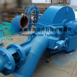 1000KW de energia água turbina gerador Hidro