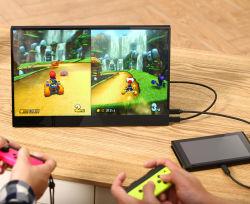 Монитор для игр игровых приставок PS3 выключателей PS4 коммутатор с поддержкой HDMI type-C входов