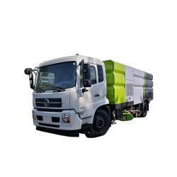 De gemeentelijke Speciale Hoge Prestaties van de Levering bedekken Vrachtwagen van de Veger van de Straat van het Schoonmakende Effect de Vacuüm