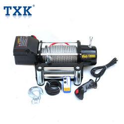 도로를 위한 Txk 12V 24V 차 SUV 전기 윈치 8000lb 9500lb 12000lb 20000lb 4X4