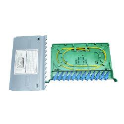 光学容易なインストールCATV 1X24 PLCのディバイダーの光トランスミッタ