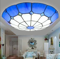 Peacock Tiffany ceiling lamp Accessoires pour l'intérieur de l'éclairage de la chambre (WH-TA-12)