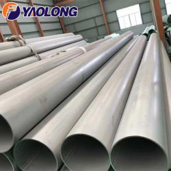 ASTM A269 AISI SUS 201 304 309 316 304L 316 لتر أنبوب صناعي من الفولاذ المقاوم للصدأ/الملحوم السلس