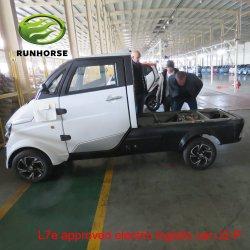 L7e certificado 4000W Eléctrico de Logística Mini-Van