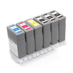 Ocbestjet impresora compatible Cartucho de tinta para Canon 102, Inyección de tinta compatible con tinte de cartucho de tinta para Canon IPF 500 510 600 610 700 710 605